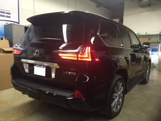 Used 2016 Lexus LX570 Excellent user