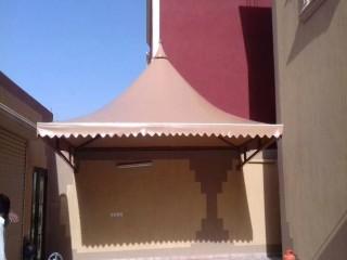 عروض مميزة مظلات وسواتر الاختيار الاول - مظلات سيارات - 0114996351 - تركيب سواتر الرياض - برجولات حدائق - تنفيذ باسرع الوقت