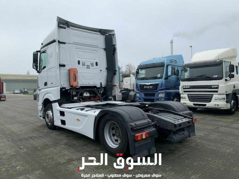 شاحنة مرسيدس اكتروس باعلى جودة للبيع